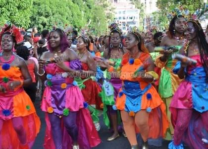 les groupes de Carnaval en Martinique