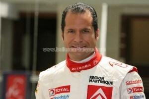 Simon Jean-Joseph est un coureur automobile martiniquais