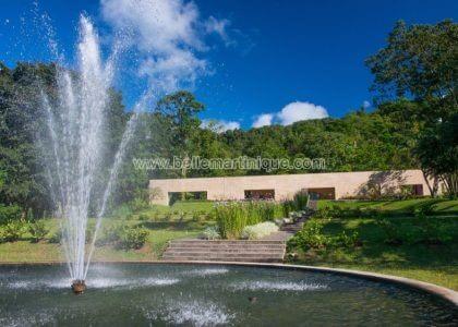 Domaine d' Emeraude, Parc, jardin, Martinique