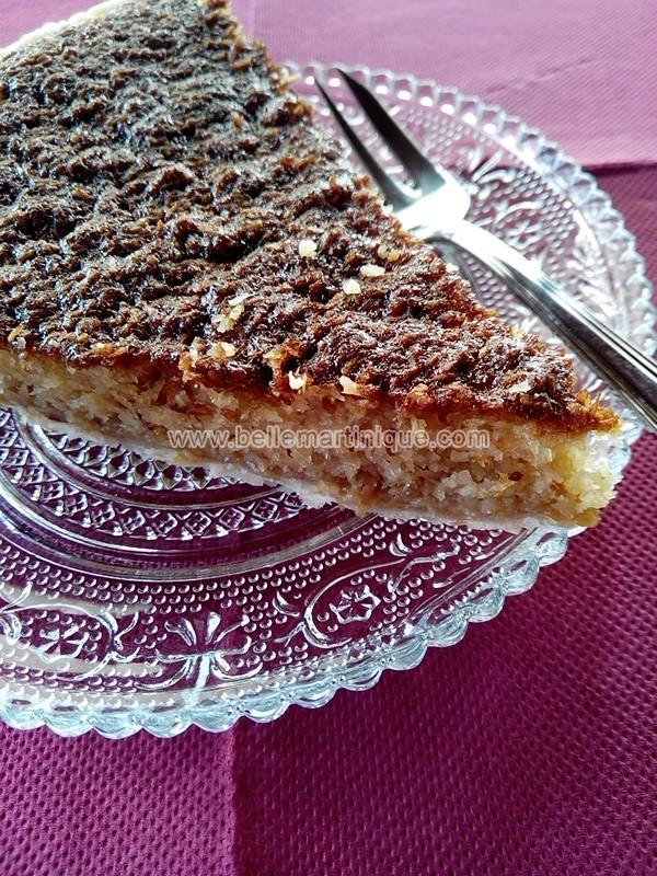 Tarte-noix-de-coco-recette-creole