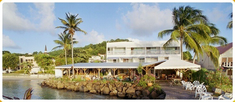 Hotel La Dunette Sainte Anne Martinique