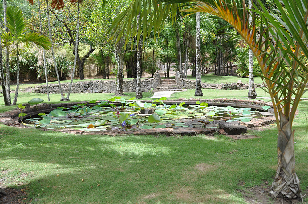 Habitation-Latouche-jardin-le-carbet-Martinique